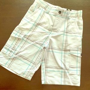 NWT boys cargo shorts